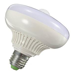 cheap Micro Cameras-1pc 12 W LED Smart Bulbs 1200 lm E26 / E27 12 LED Beads SMD 5730 Sensor Infrared Sensor Light Control Warm White Cold White 85-265 V / 1 pc / RoHS