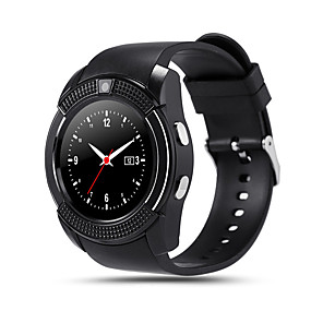 cheap Smartwatches-V8 Smartwatch BT Fitness Tracker Support Notify/ Heart Rate Monitor Sports Smart watch for Samsung/ Iphone/ Android Phones