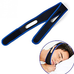 cheap Mosquito Nets-Anti Snoring Chin Straps Mouth Guard Stop Bruxism Anti-Ronquidos Nose Snoring Solutions Breathing Snore Stopper For Sleeping