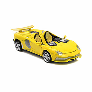 cheap Toy Cars-1:32 Toy Car Car Race Car Metal Alloy Mini Car Vehicles Toys for Party Favor or Kids Birthday Gift