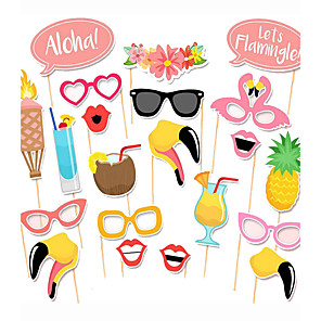 cheap Party Supplies-Photo Booth Props & Signs Material 21 Party