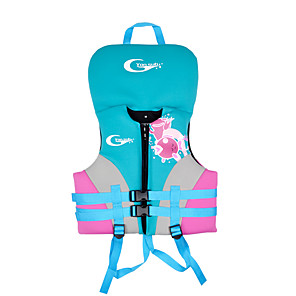 cheap Wetsuits, Diving Suits & Rash Guard Shirts-Life Jacket Not Specified All Seasons Sports Diving & Snorkeling Tactel Solid