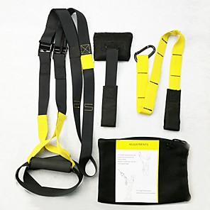 cheap Fitness Gear & Accessories-Exercise Bands / Resistance bands Sports Nylon Yoga Life For Unisex