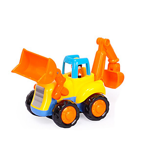 cheap Toy Cars-HUILE TOYS Dozer Large Size Plastics Mini Car Vehicles Toys for Party Favor or Kids Birthday Gift / Kid's