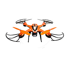 cheap RC Drone Quadcopters & Multi-Rotors-RC Drone SJ  R / C T30-C 4 Channel 2.4G With HD Camera 720P RC Quadcopter One Key To Auto-Return / Hover / With Camera RC Quadcopter / Remote Controller / Transmmitter / Camera