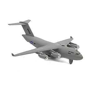 cheap Building Blocks-Model Building Kit Plane / Aircraft Metal Alloy Metal for Unisex