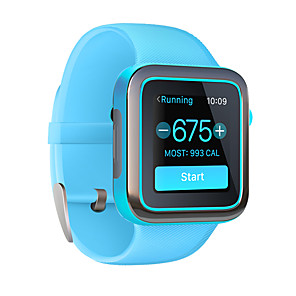 cheap Smartwatches-Smartwatch YYI9 for iOS / Android Calories Burned / Long Standby / Hands-Free Calls / Touch Screen / Water Resistant / Water Proof Stopwatch / Pedometer / Activity Tracker / Sleep Tracker / Find My