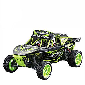 cheap RC Cars-RC Car WLtoys K959-A 2.4G Buggy (Off-road) / Off Road Car / Drift Car 1:12 Brush Electric 30 km/h Remote Control / RC / Rechargeable / Electric