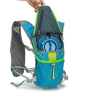 hesapli Plecaki i torby-Yürüyüş Çantaları Spor Çantası Koşu Paketi için Maraton Koşma Jogging Trail Plecaki sportowe Çok Fonksiyonlu Nefes Alabilir Giyilebilir Terylene Koşu Çantası / Yansıtıcı çizgili