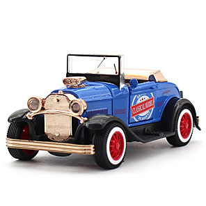 cheap Toy Cars-MINGYUAN Toy Car Diecast Vehicle Car Metal Alloy Plastic Mini Car Vehicles Toys for Party Favor or Kids Birthday Gift 1 pcs / Kid's