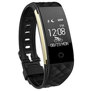 cheap Smart Wristbands-Smart Bracelet iOS Android GPS Touch Screen Heart Rate Monitor Water Resistant / Water Proof Calories Burned Pedometers Media Control