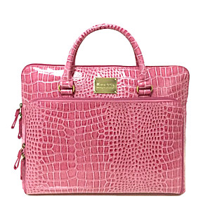 cheap Handbag & Totes-Women's Bags PU Tote for Office & Career Pink