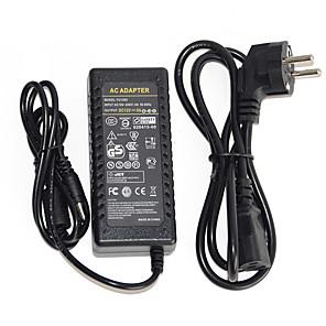 cheap Power Supply-1pc 12 V Strip Light Accessory / US / EU Power Supply / Power Adapter for LED Strip light