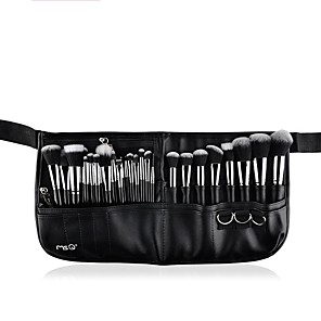 cheap Makeup Brush Sets-Professional Makeup Brushes Makeup Brush Set 1 set Easy to Carry Multi Function Easy Carrying Multi-tool Pony / Synthetic Hair / Pony Brush Aluminium / Wood Makeup Brushes for
