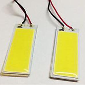 cheap Men's Oxfords-2pcs BA9S / T10 Car Light Bulbs 5W COB 490lm LED Light Bulbs Interior Lights