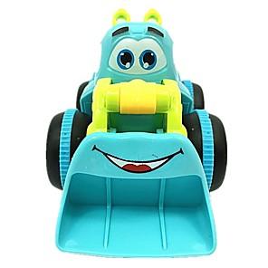 cheap Toy Trucks & Construction Vehicles-Plastics Material Toy Truck Construction Vehicle Toy Car Forklift Unisex Boys' Girls' Kid's Car Toys