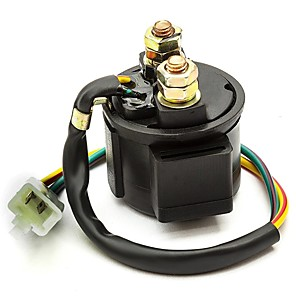 cheap Car Filters-12V Starter Solenoid Relay For 70cc 90cc 110cc 125 Honda Dirt Pit Bike ATV Scooter Motorcycle