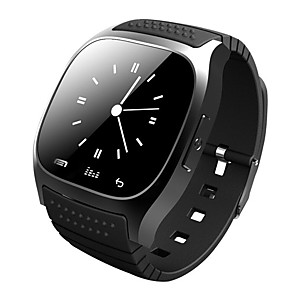 cheap Smartwatches-Time Owner M26 Bluetooth Clock Smart Watches Android Wearable Devices Social