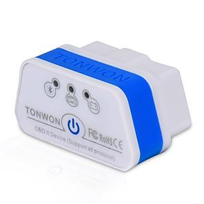 povoljno OBD-tonwon 2 bt3.0 elm327 obd2 dijagnostički skener bluetooth3.0 provjeriti motor automobila podržava sve obdii protokole za android