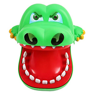 cheap Portable Speakers-Crocodile Dentist Plastics Fish Crocodile Professional Large Size Biting Hand Kid's Adults' Unisex Boys' Girls' Toys Gifts