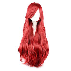 cheap Synthetic Trendy Wigs-Princess Cosplay Wigs Men's Women's 85 inch Heat Resistant Fiber Anime Wig