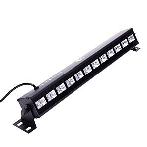 cheap Stage Lights-U'King 36 W 12 LED Beads LED Stage Lights UV (Blacklight) 100-240 V / RoHS / CE Certified / FCC