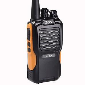cheap Car Rear View Camera-365 K-306 Handheld 5KM-10KM 5KM-10KM 3800 mAh 8 W Walkie Talkie Two Way Radio