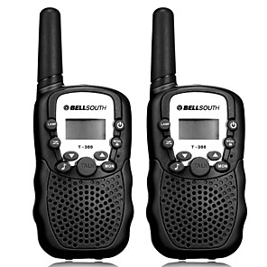 cheap Motherboards-BELLSOUTH T388 Handheld 2 Piece T-388 3-5KM 22 FRS and GMRS UHF Radio for Child Walkie Talkie Two Way Radio Intercom