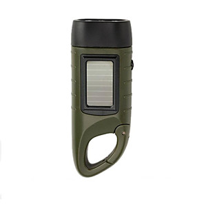 cheap Other Hand Tools-FD113 LED Light Emergency Lights Waterproof LED - Emitters 1 Mode Waterproof Portable Professional Camping / Hiking / Caving Hunting Green