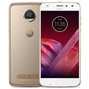 cheap Smartphones-MOTO Z2 Play 5.5 inch / 5.1-5.5 inch inch 4G Smartphone (4GB + 64GB 12 mp Qualcomm Snapdragon 626 3000mAh mAh) / 1920*1080 / Octa Core / Yes / FDD(B1 2100MHz) / FDD(B3 1800MHz)