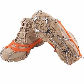 cheap Camping Tools, Carabiners & Ropes-Men's Hiking Shoes Anti-Slip Climbing Winter Sports Autumn / Fall Winter
