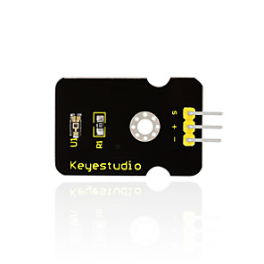 cheap Sensors-TEMT6000 Ambient Light Sensor Module for Arduino UNO MEGA2560