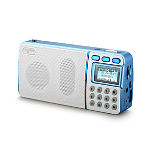 cheap Portable Speakers-NOGO R908 Bookshelf Speaker Loud Speaker FM Radio Carrying For