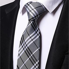 cheap Men's Accessories-Men's Work Necktie - Striped