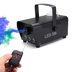 cheap Microphones & Accessories-U'King Disco Lights Party Light DMX 512 / Sound-Activated / Auto Outdoor / Party / Stage Professional / with Remote Control / LED Light Red Blue Green for Dance Party Wedding DJ Disco Show Lighting
