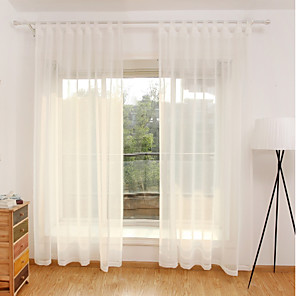 cheap Sofa Cover-Contemporary Sheer Curtains Shades Sheer Bedroom   Curtains