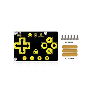 cheap Raspberry Pi-Keyestudio RPI TTP229L 16-Channel Touch Shield for Raspberry Pi