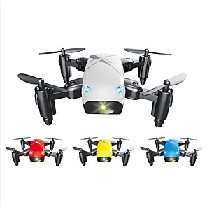 cheap RC Drone Quadcopters & Multi-Rotors-RC Drone SHR / C S9 4CH 6 Axis 2.4G RC Quadcopter FPV / LED Lights / One Key To Auto-Return RC Quadcopter / Remote Controller / Transmmitter / USB Cable / Hover / CE Certified / Hover