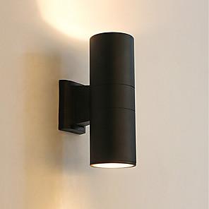 abordables Luces de Pared Interior-Moderno / Contemporáneo Lámparas de pared aluminio Luz de pared IP65 110-120V / 220-240V 60 W / E26 / E27
