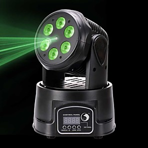 cheap Video Door Phone Systems-U'King Disco Lights Party Light Laser Stage Light / LED Stage Light / Spot Light DMX 512 / Master-Slave / Sound-Activated 60 W Outdoor / Party / Stage Professional Multi Color for Dance Party Wedding