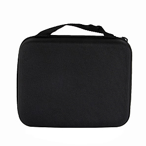 cheap Walkie Talkies-Two Way Radio Handbag Storage Box/Bag Two Way Radio Hand Carring Case Bag For BAOFENG UV-5R UV-5RA UV-5RE f8 A52 F8HP TYT Walkie Talkie