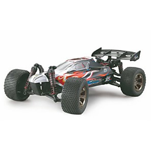 cheap RC Cars-RC Car 9117 2.4G Buggy (Off-road) / Racing Car / High Speed 1:12 Brush Electric 28 km/h Remote Control / RC / Rechargeable / Electric