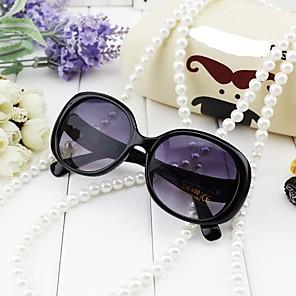 2c02e27aa2d1c Infantil Unisexo Plástico Óculos Preto   Rosa Tamanho Único