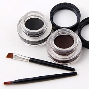 cheap Eyeliner-Eyeliner Cream Makeup Brushes Makeup 1 pcs ABS Eyeliner Daily Makeup / Party Makeup / Cateye Makeup Long Lasting Cosmetic Grooming Supplies / Matte