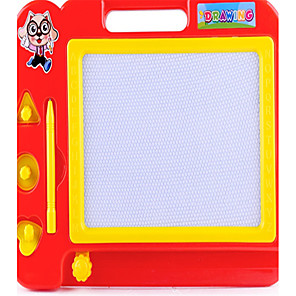cheap Drawing Toys-Drawing Toy Drawing Tablet Educational Toy Characters School / Graduation School Magnetic Kid's Boys' Girls' Toy Gift