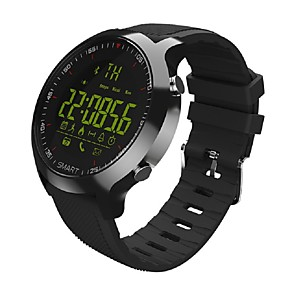 cheap Smartwatches-EX18 Smart Watch BT Fitness Tracker Support Notify/ Heart Rate Monitor Sports Smartwatch Compatible Samsung/ Android/ Iphone