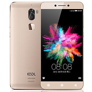 "abordables Smartphone-LeTV LeEco Coolpad Cool1 5.5 pouce "" Smartphone 4G (4GB + 32GB 13 + 13 mp Qualcomm Snapdragon 652 4060 mAh mAh) / 1920*1080"