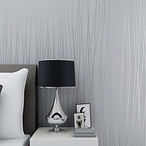 cheap Wallpaper-3D Home Decoration Contemporary Wall Covering, Non-woven fabric Material Self adhesive Wallpaper, Room Wallcovering