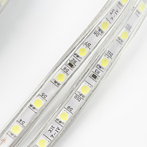 cheap LED Strip Lights-30m 98.4ft LED Strip Lights Waterproof Tiktok Lights 5050 SMD 1800Leds with EU Plug Warm White White Red Yellow Blue Green Cuttable for House Dining Living Room Bar