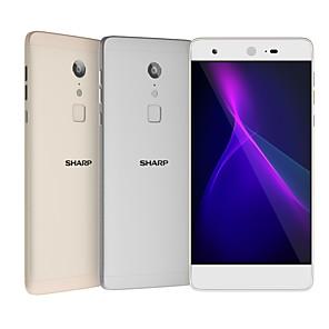 "abordables Smartphone-SHARP Z2 Global Version 5.5 pouce "" Smartphone 4G (4GB + 32GB 16 mp MediaTek MT6797 3000 mAh mAh) / 1920*1080"